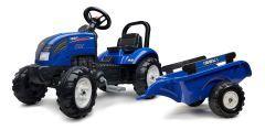 Iseki Tracteur à pédales avec Remorque 2 à 5 ans