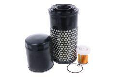 Ensamble de filtres Kubota B2710, B2910, B3000, B3030, B7800