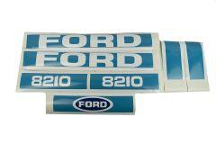 Autocollant pour capot Ford 8210