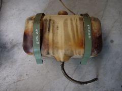 Réservoir de carburant Yanmar